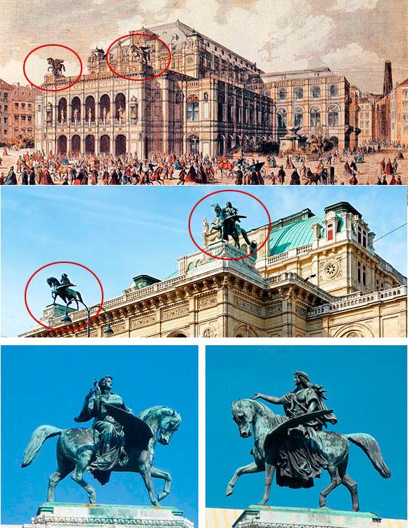 Frage Pegasusfiguren Opernhaus Opernh10