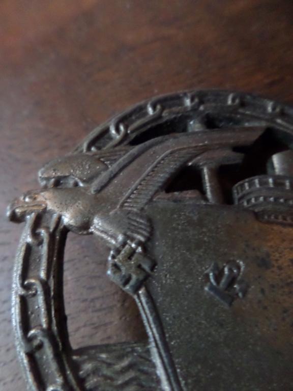 Insigne Kriegsmarine briseur de blocus  Sam_0216