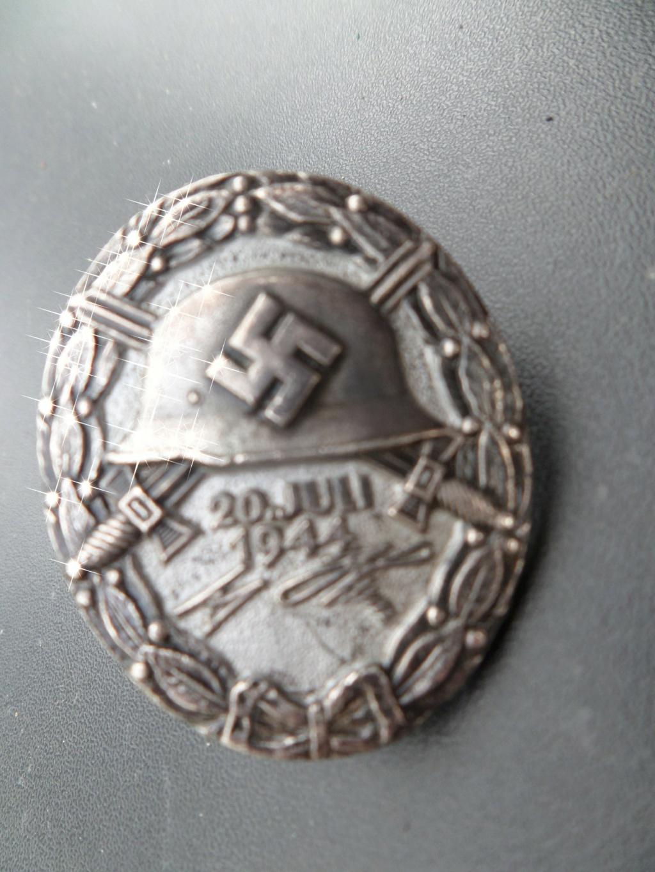 Copie Insigne Allemand des blessés 20 juillet 1944 Sam_1216