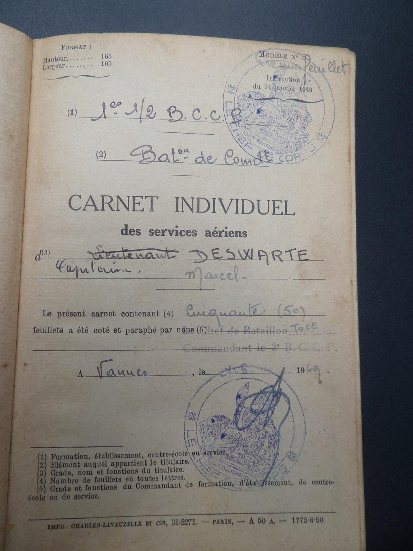 Carnet individuel des services aériens 2ème BCCP Indochine (Phue Nhac, Hoah..  Sam_6110