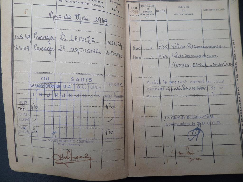 Carnet individuel des services aériens 2ème BCCP Indochine (Phue Nhac, Hoah..  Sam_6111