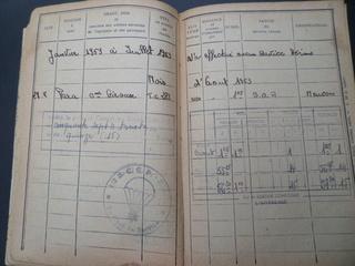 Carnet individuel des services aériens 2ème BCCP Indochine (Phue Nhac, Hoah..  Sam_6119