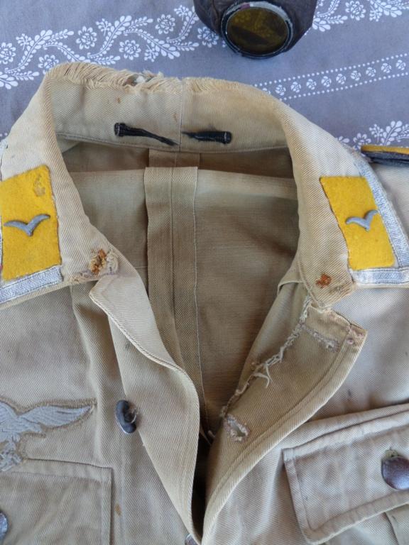 Veste Allemande Luftwaffe Afrika Korps Sam_6512