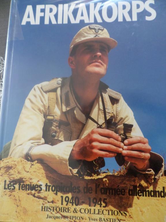 Veste Allemande Luftwaffe Afrika Korps Sam_6528