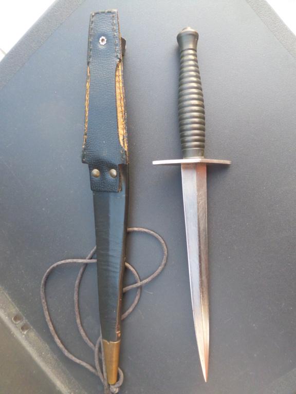Dague Forces d'Opérations spéciales Béret Vert Sam_7412