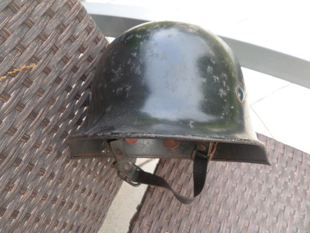 Casque police Allemande 39/45 Sam_7725