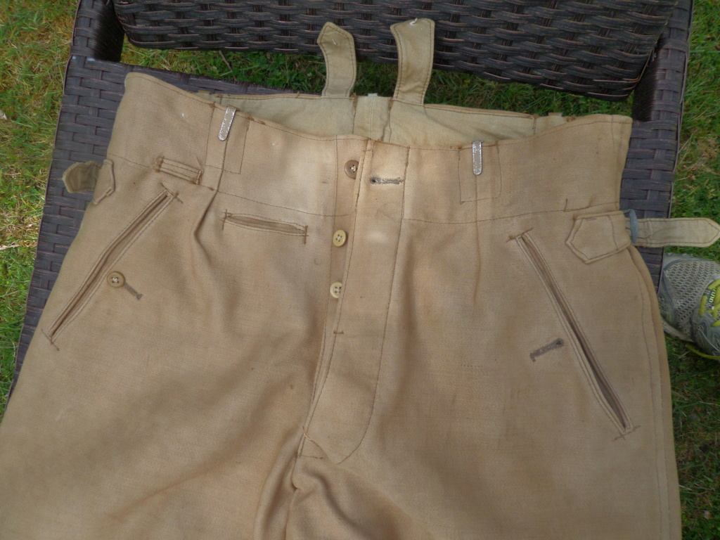 Pantalon tropical Waffen SS Sam_7811