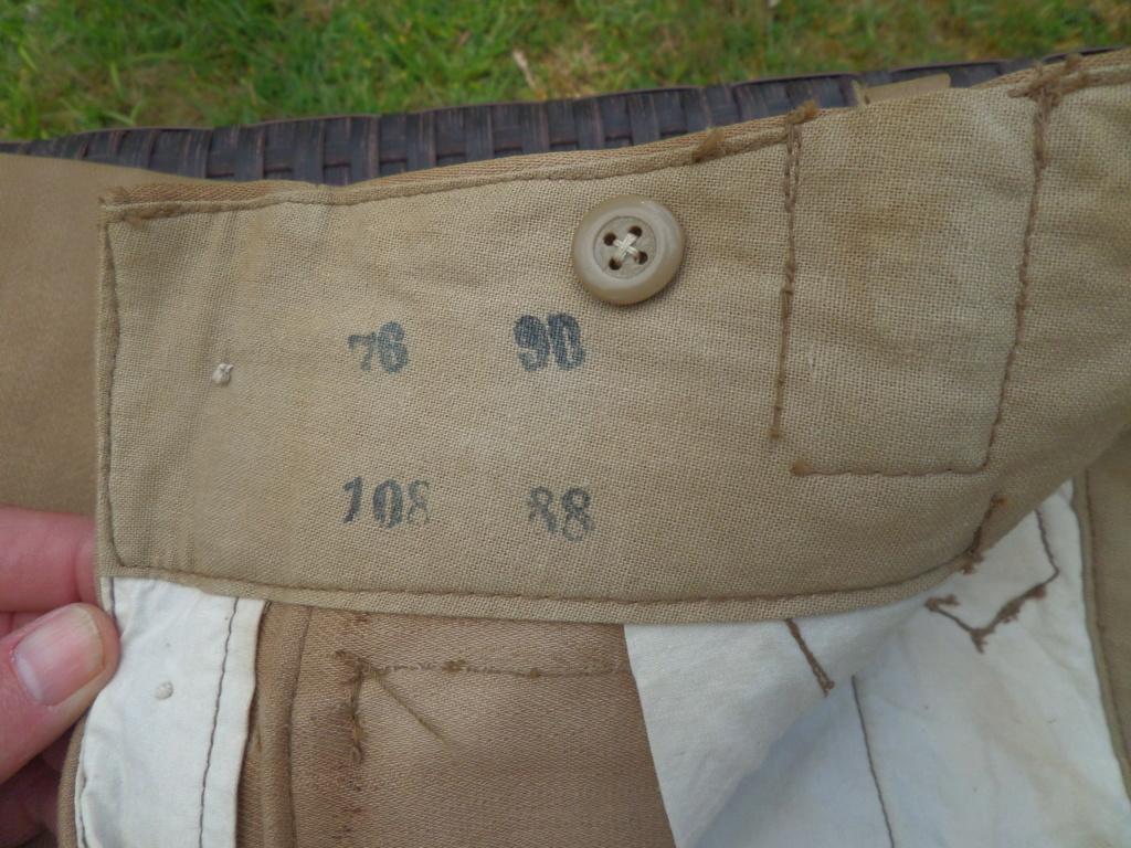 Pantalon tropical Waffen SS Sam_7812