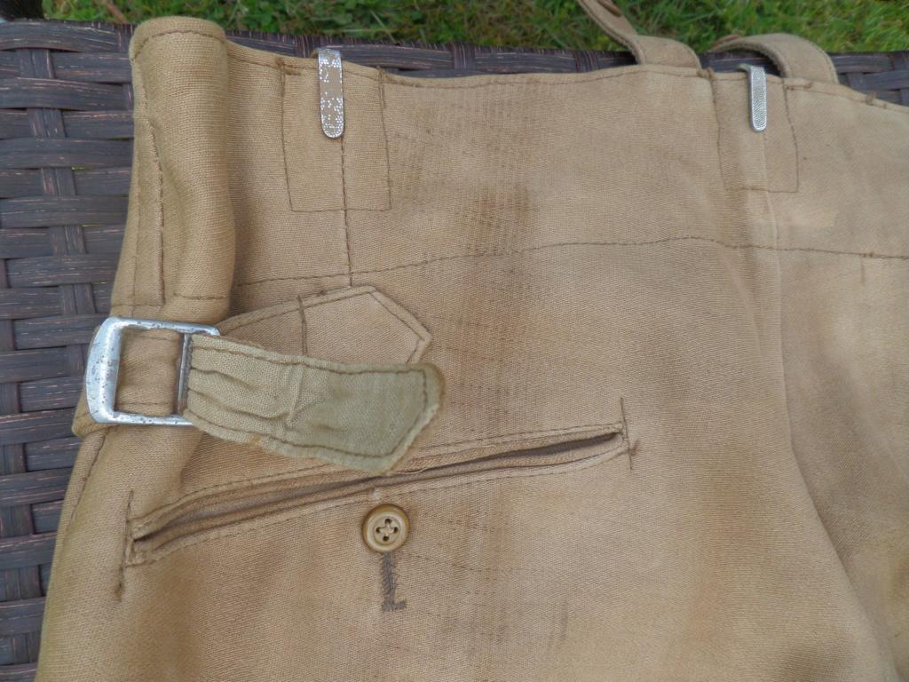 Pantalon tropical Waffen SS Sam_7815