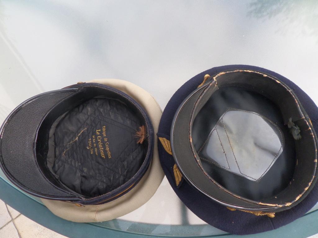 Vareuse, casquettes armée de l'air, aéronavale Sam_9322