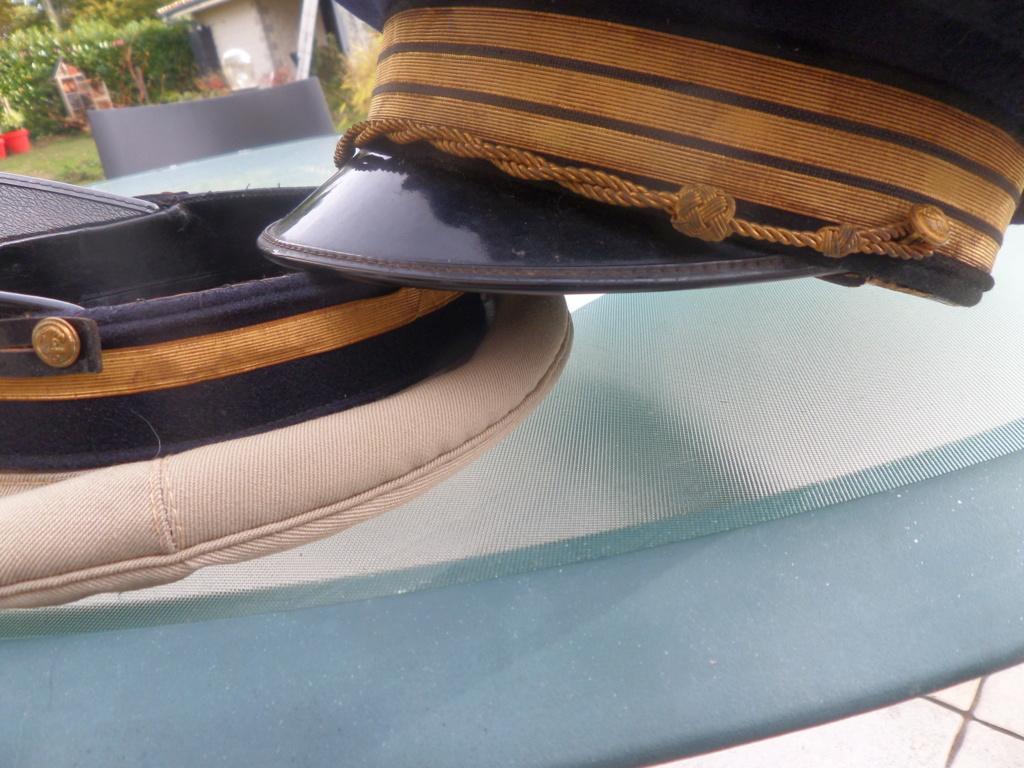 Vareuse, casquettes armée de l'air, aéronavale Sam_9323