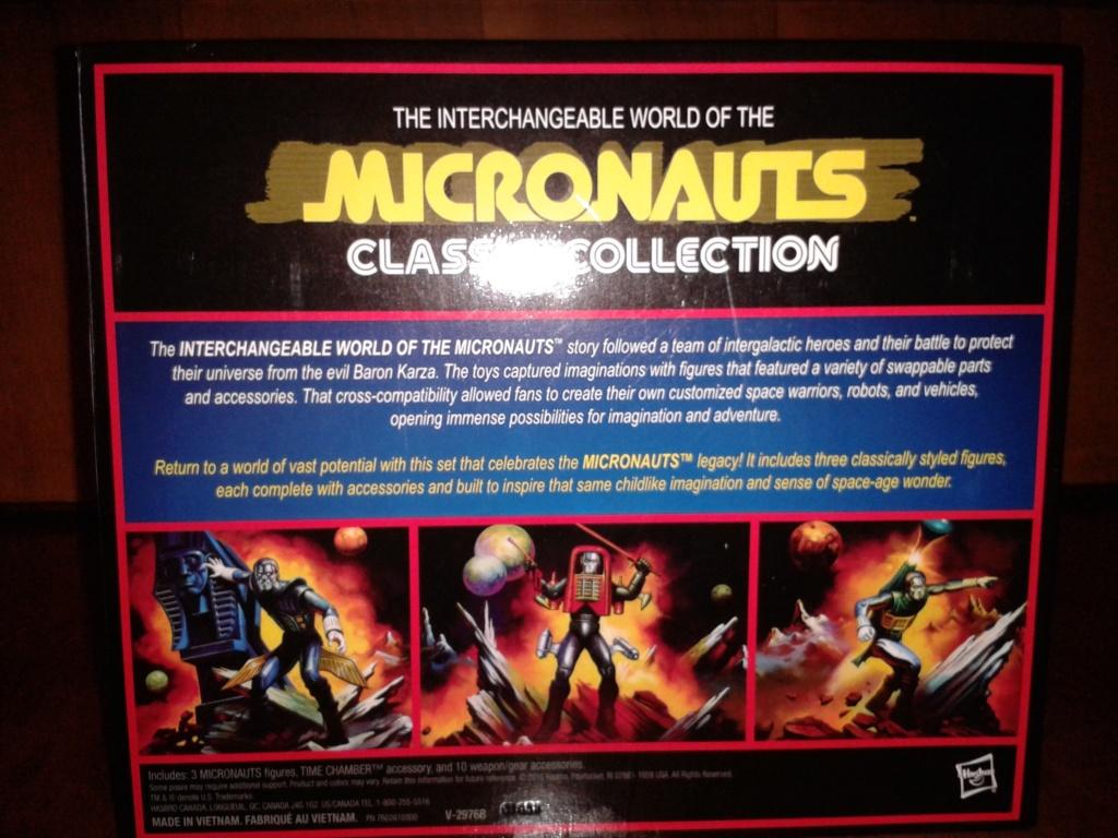 I Micronauti (collezione di spezialagent) 2019-024
