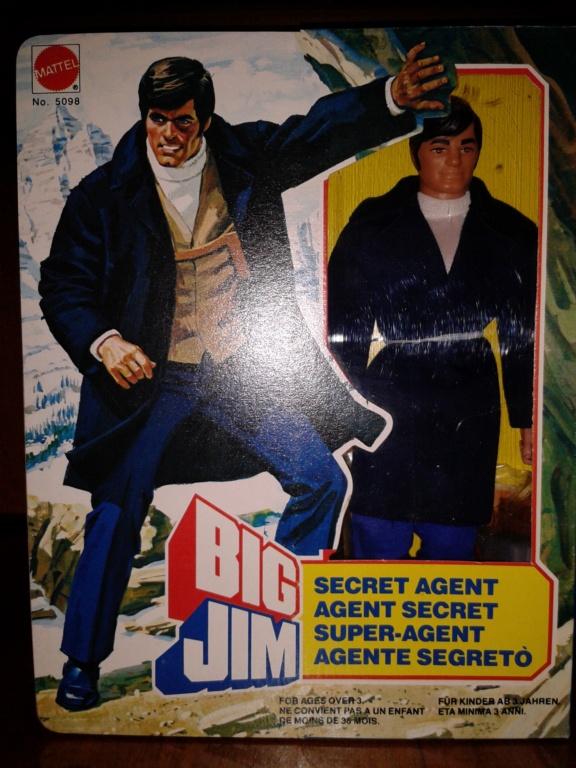 James Bond Agente 007 (collezione di spezialagent) 2019-038
