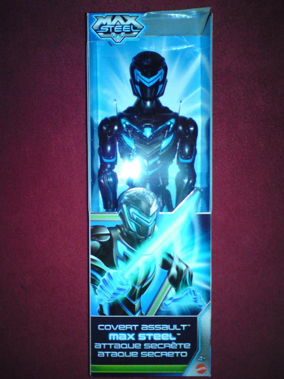 Max Steel (collezione di spezialagent) Action10