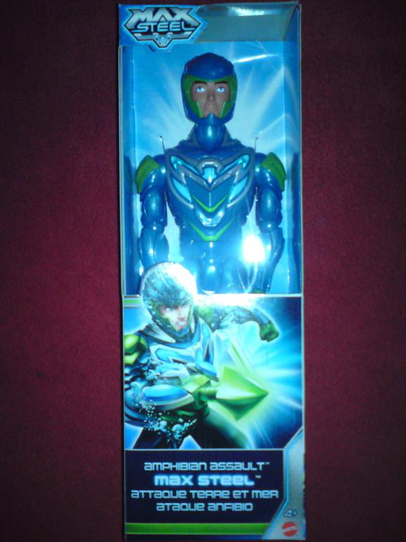 Max Steel (collezione di spezialagent) Action11