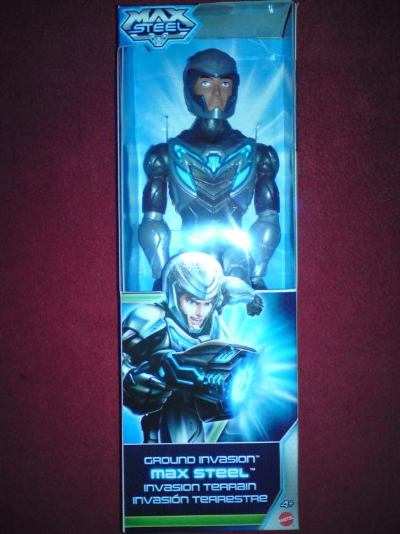Max Steel (collezione di spezialagent) Action12