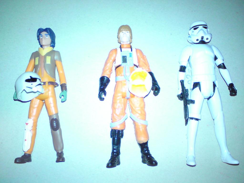 Star Wars/Guerre Stellari (collezione di spezialagent) Action16