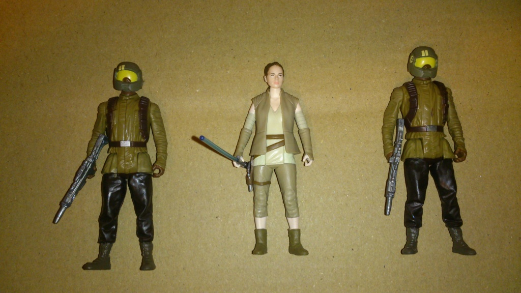 Star Wars/Guerre Stellari (collezione di spezialagent) B11