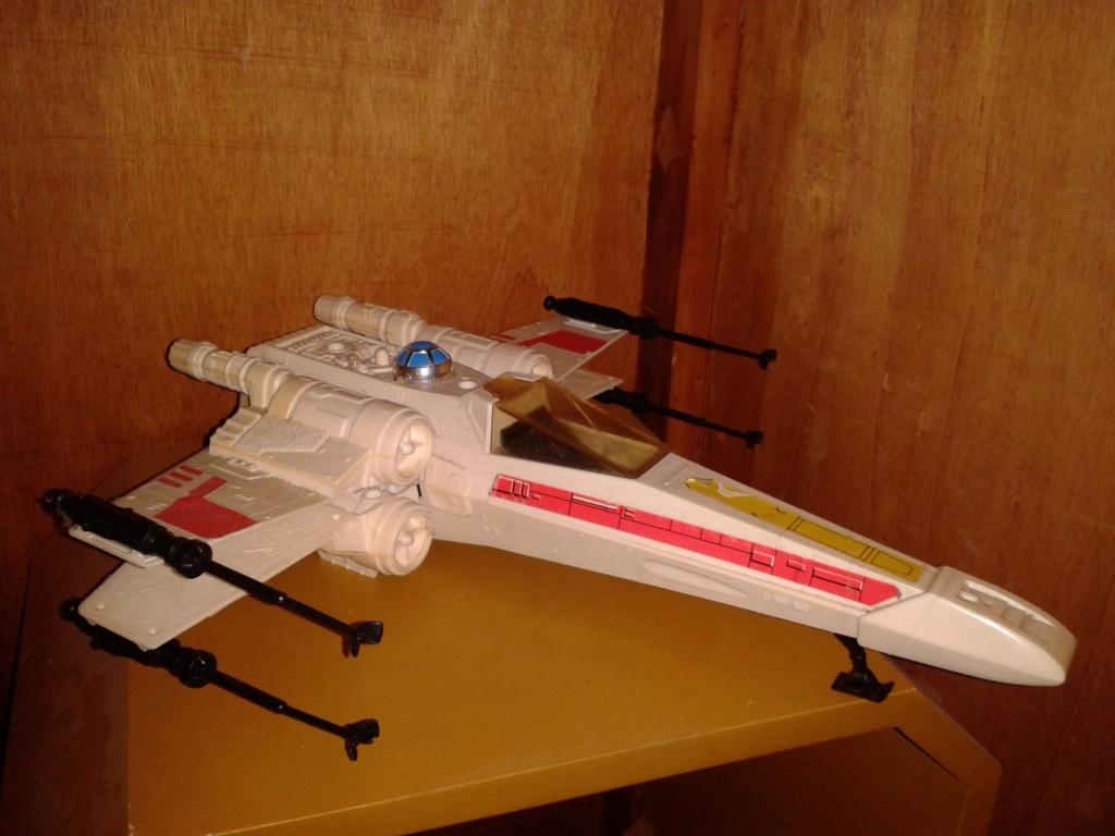 Star Wars/Guerre Stellari (collezione di spezialagent) Caccia10