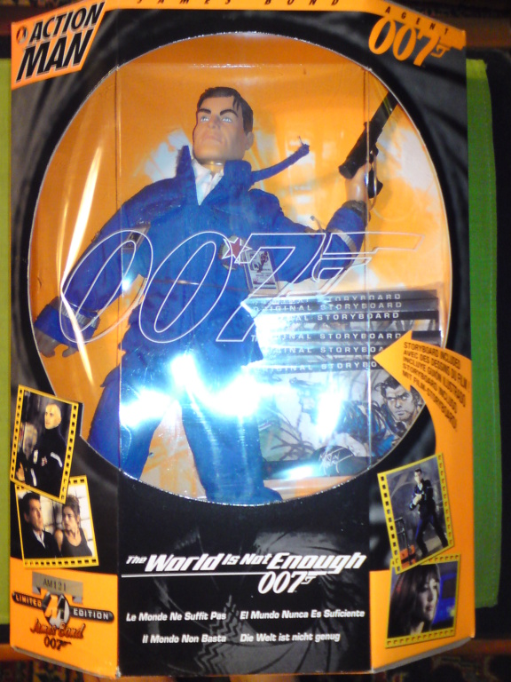 James Bond Agente 007 (collezione di spezialagent) Dsc00010