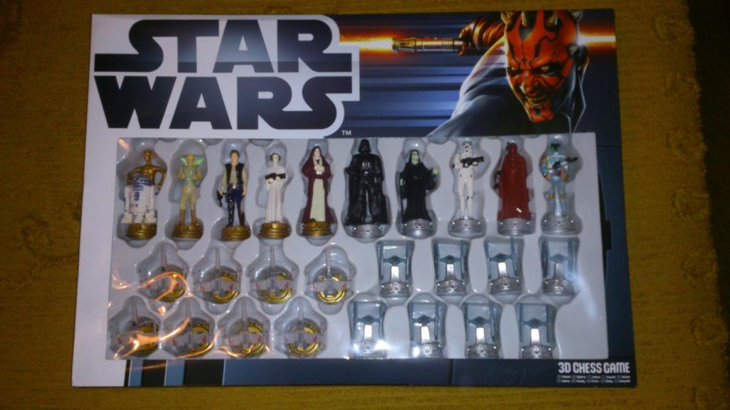 Star Wars/Guerre Stellari (collezione di spezialagent) Dsc_0126