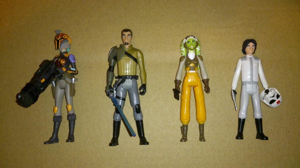 Star Wars/Guerre Stellari (collezione di spezialagent) G10