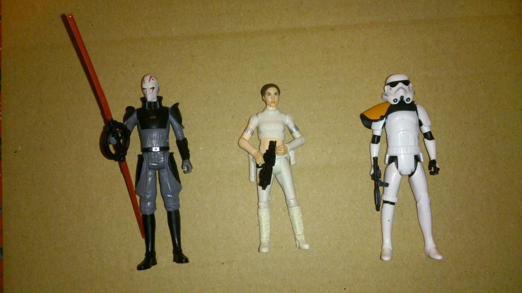 Star Wars/Guerre Stellari (collezione di spezialagent) I10