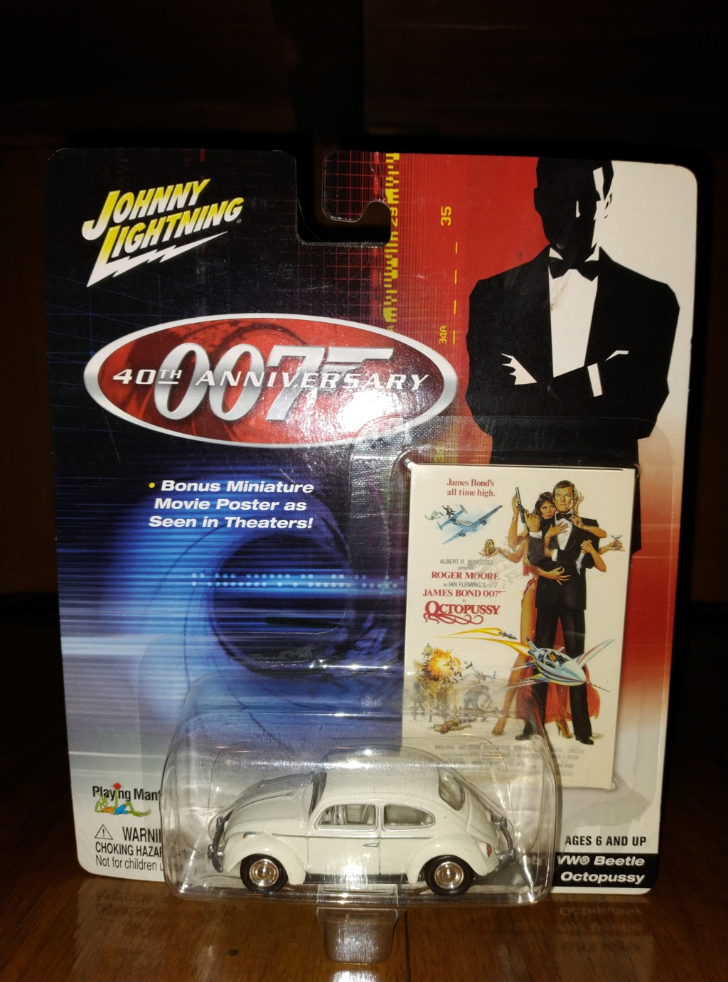 James Bond Agente 007 (collezione di spezialagent) - Pagina 2 Img_2033