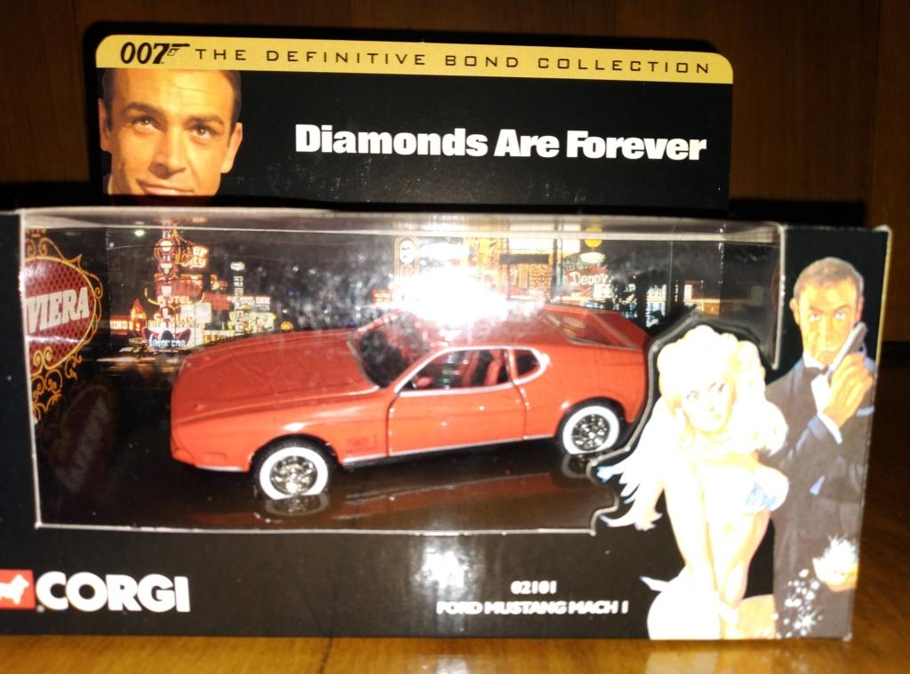 James Bond Agente 007 (collezione di spezialagent) - Pagina 2 Img_2036
