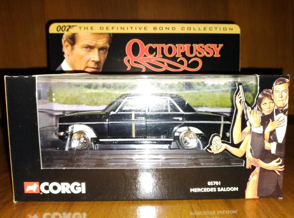James Bond Agente 007 (collezione di spezialagent) - Pagina 2 Img_2039