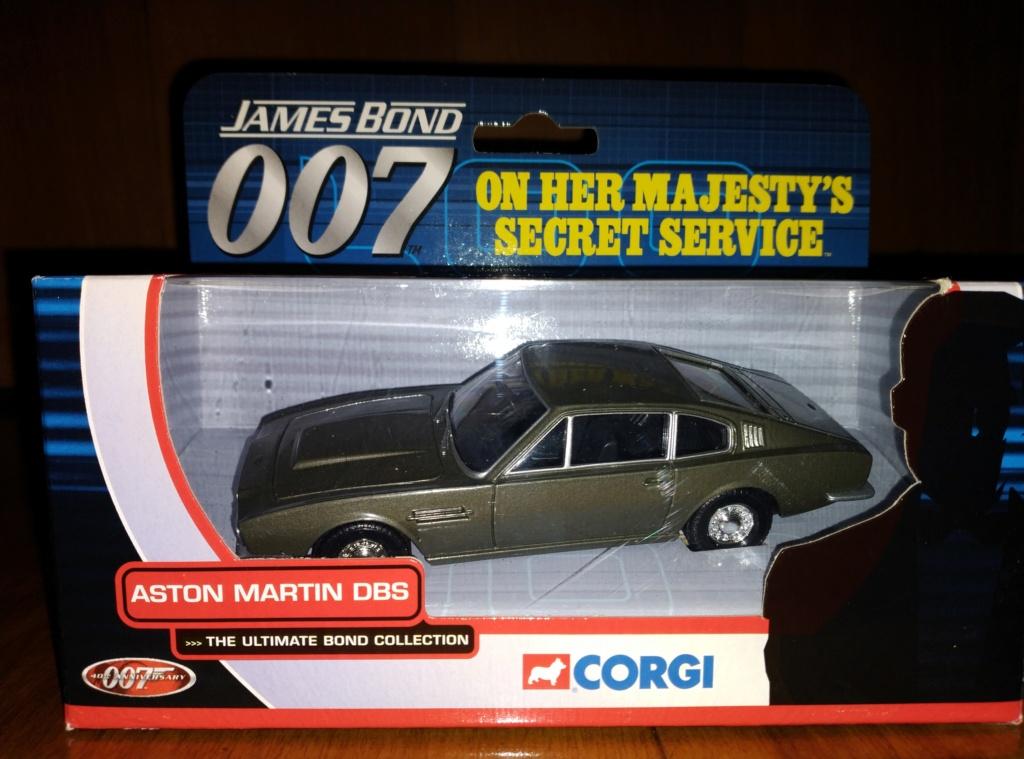 James Bond Agente 007 (collezione di spezialagent) - Pagina 2 Img_2046