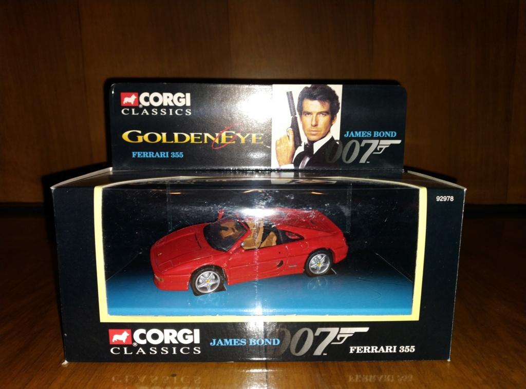 James Bond Agente 007 (collezione di spezialagent) - Pagina 2 Img_2052