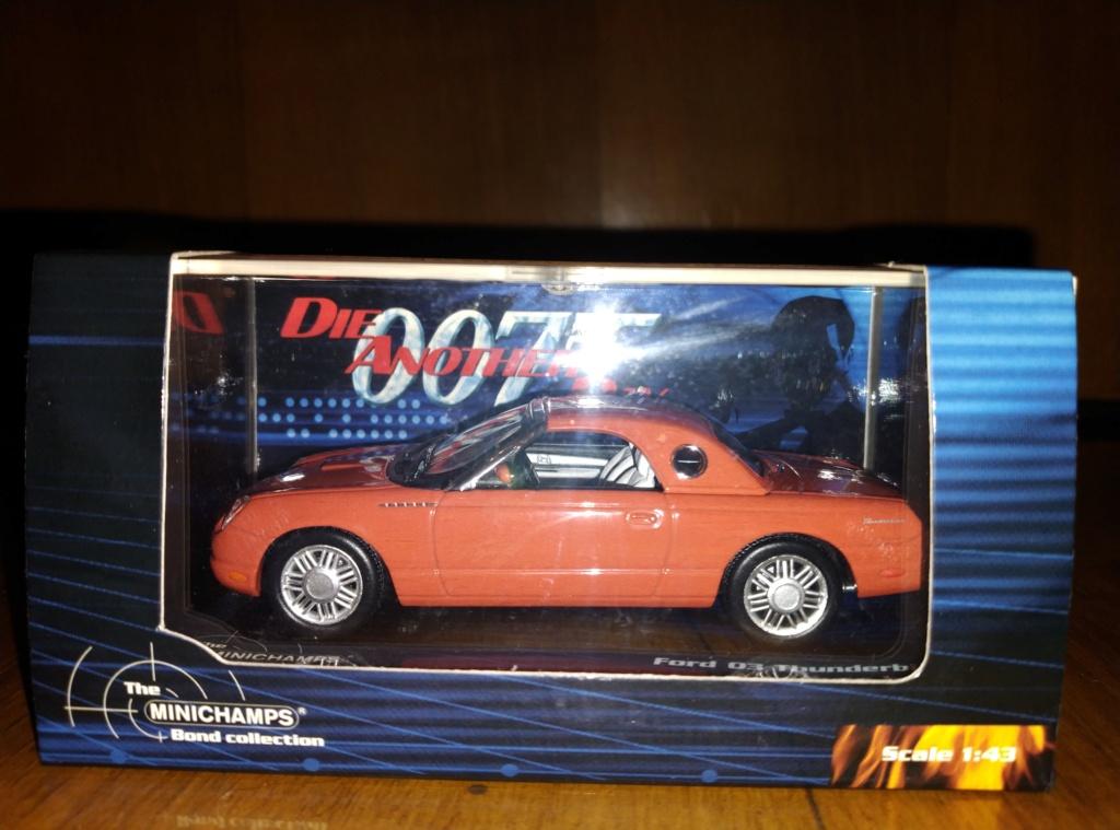 James Bond Agente 007 (collezione di spezialagent) - Pagina 2 Img_2056