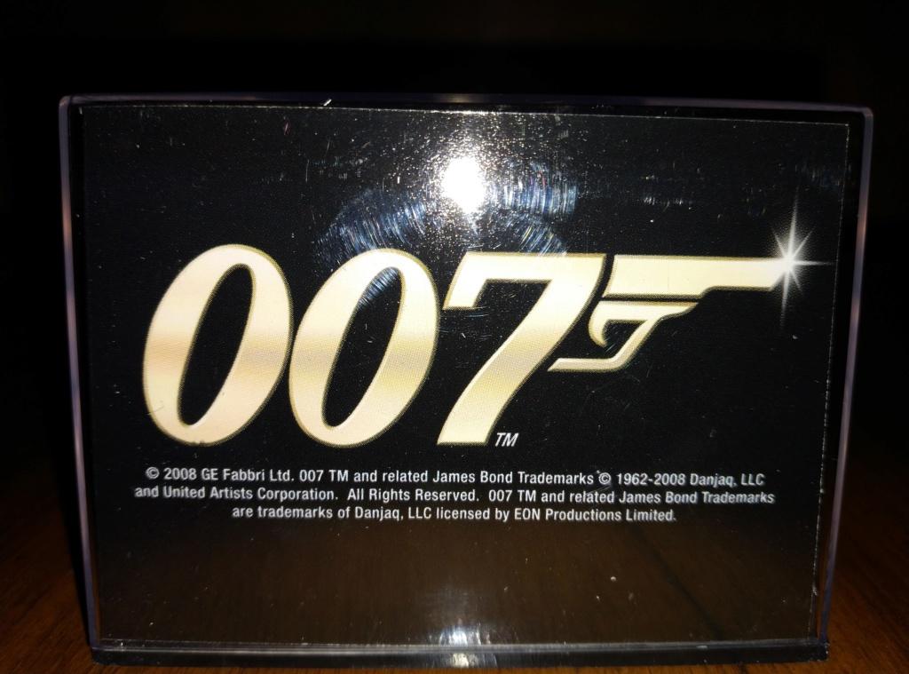 James Bond Agente 007 (collezione di spezialagent) - Pagina 2 Img_2062