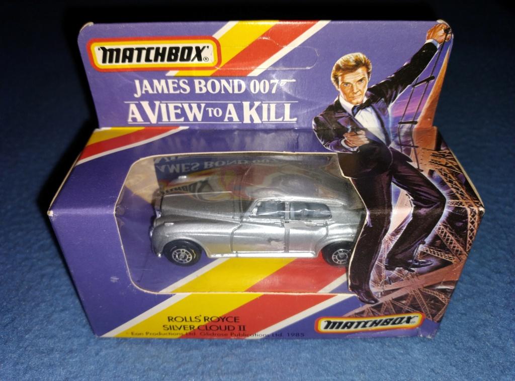 James Bond Agente 007 (collezione di spezialagent) - Pagina 2 Img_2086