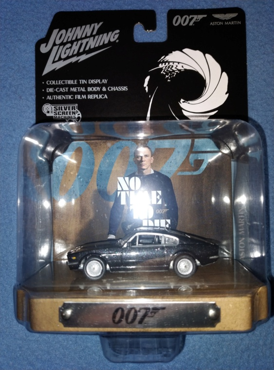 James Bond Agente 007 (collezione di spezialagent) - Pagina 2 Img_2137