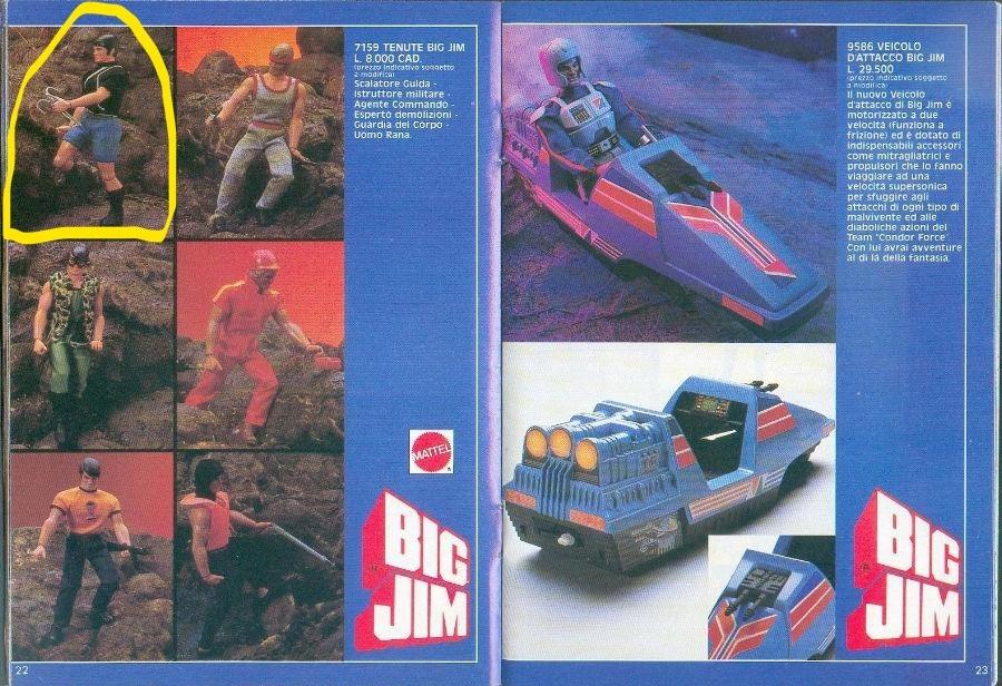 BIG JIM (collezione di spezialagent) - Pagina 3 Inked110