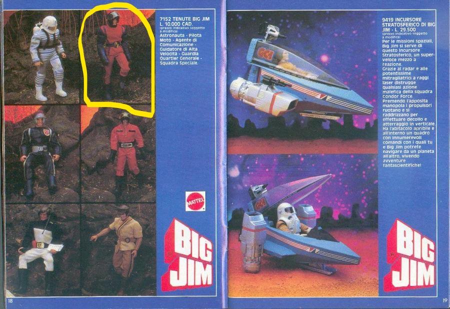 BIG JIM (collezione di spezialagent) - Pagina 3 Inked111