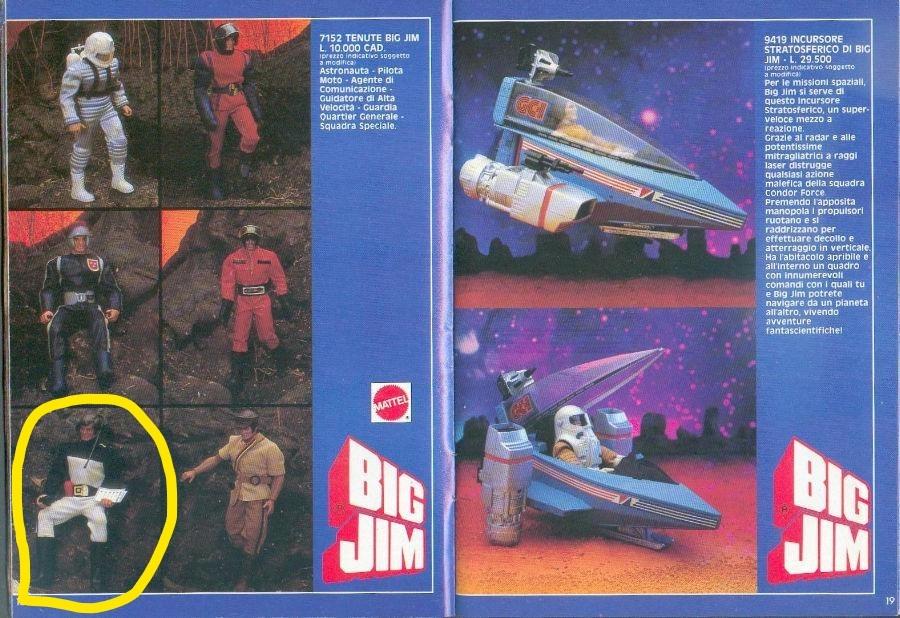 BIG JIM (collezione di spezialagent) - Pagina 3 Inked112