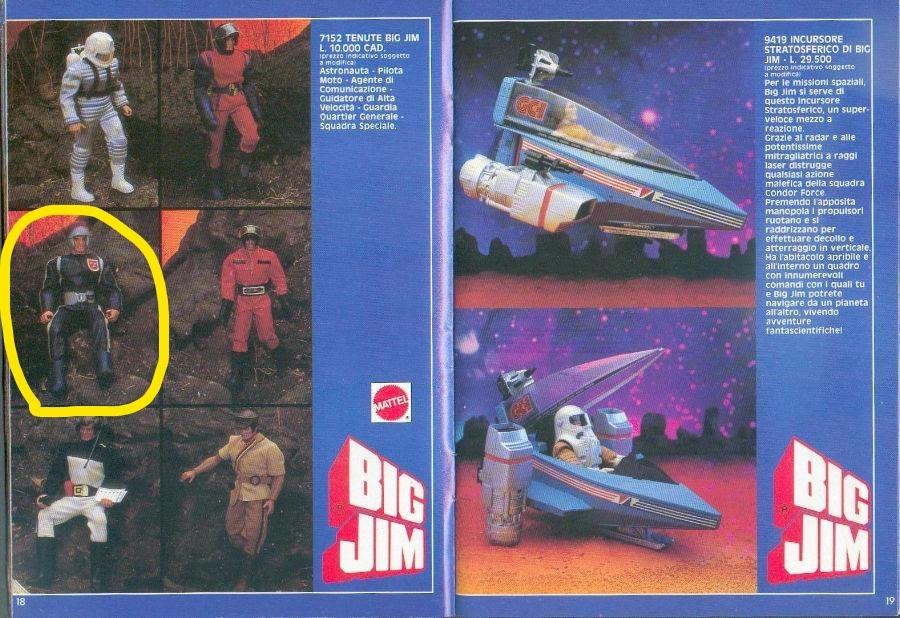 BIG JIM (collezione di spezialagent) - Pagina 3 Inked113