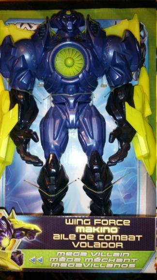 Max Steel (collezione di spezialagent) Makino10