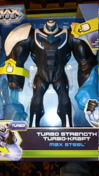Max Steel (collezione di spezialagent) Turbo10