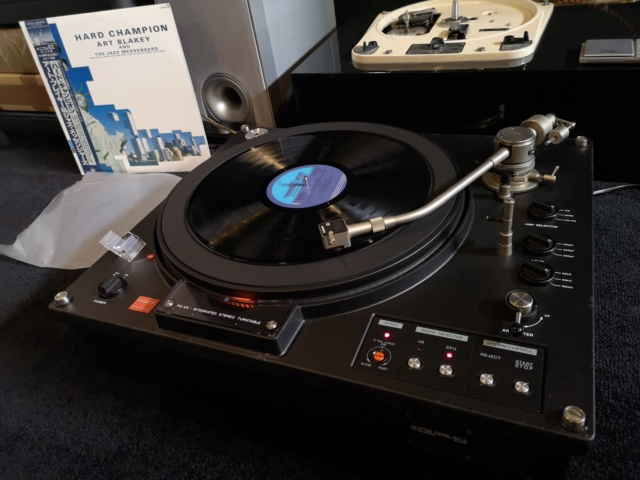 Sony PS X9 Flagship Turntable - Sold Ps_x912