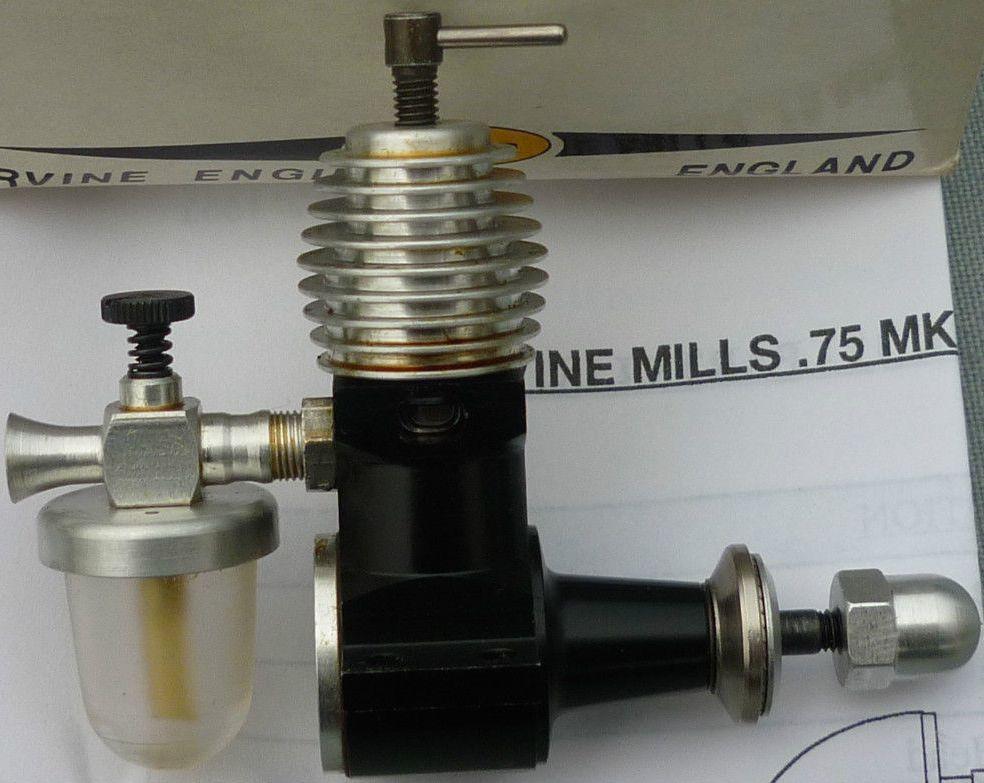 Irvine Mills .75 replica Irvine10
