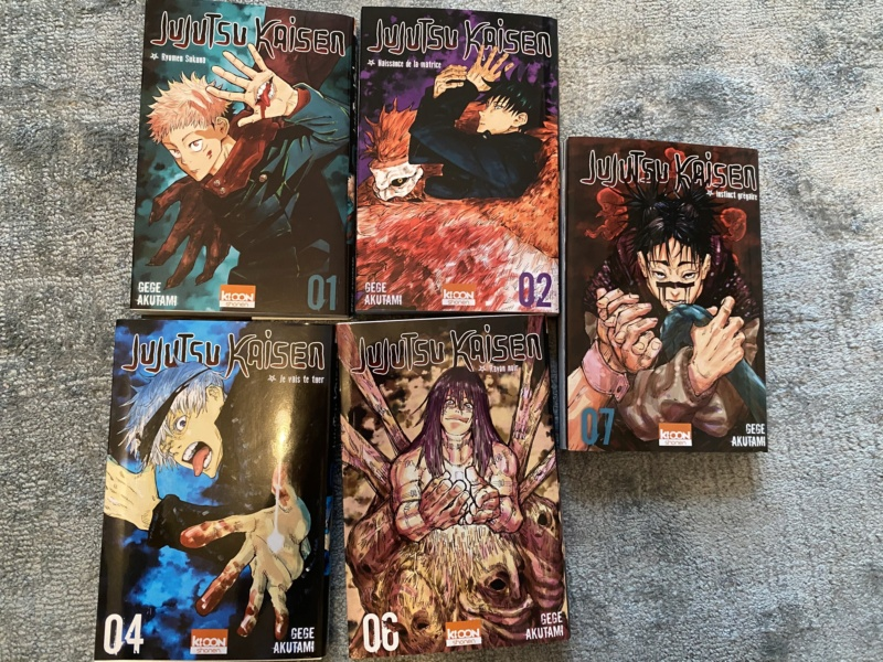 Vos achats d'otaku ! - Page 32 Fcfcb710