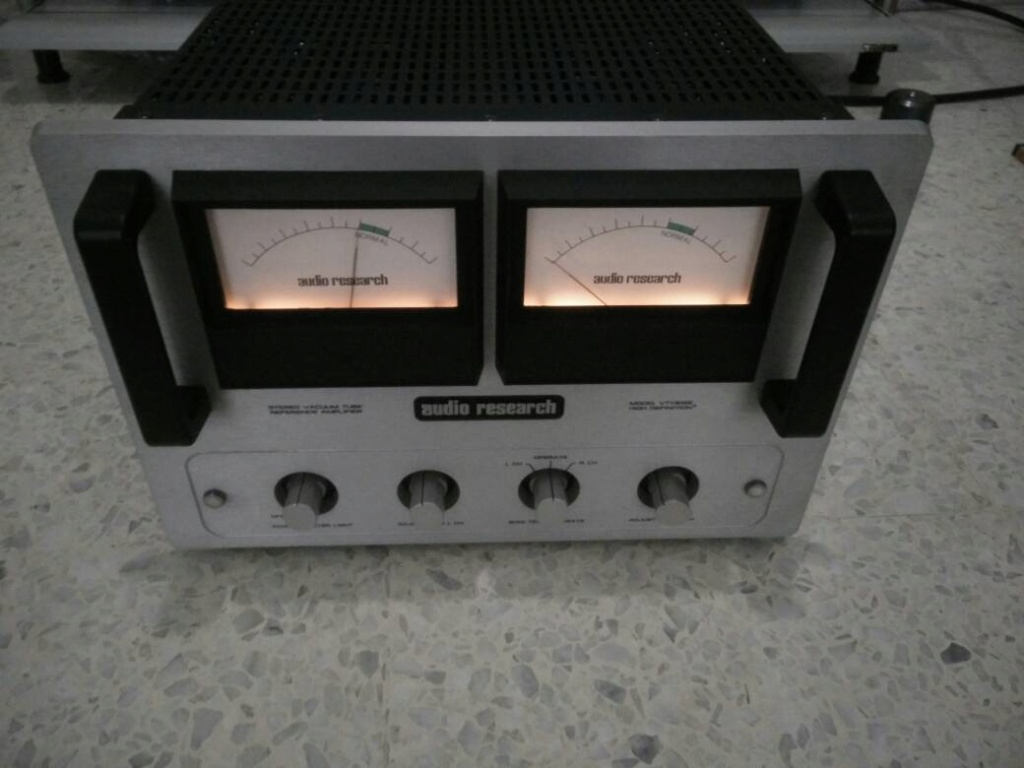 Audio Research VT130SE Power Amp Img-2014