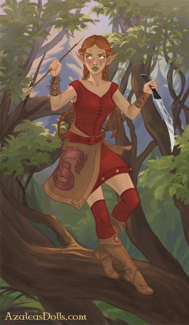 1 - Elfquest Dolling Thread 2 - Page 6 Amber-10