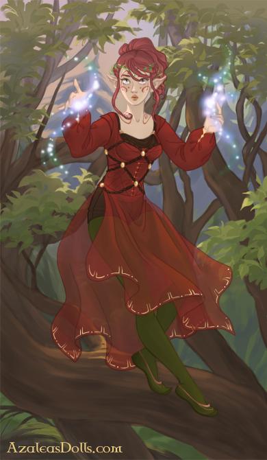 Tynami's Ten Elf Challenge - Page 3 Begoni10