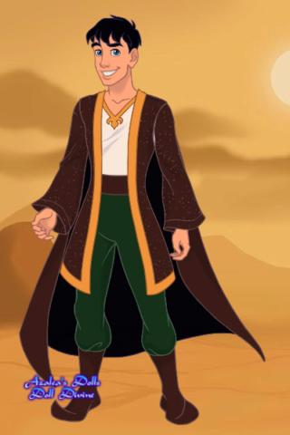 10 - Tynami's Ten Elf Challenge Galen-10