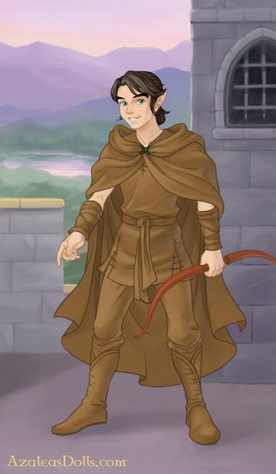 Tynami's Ten Elf Challenge - Page 3 Ravend10